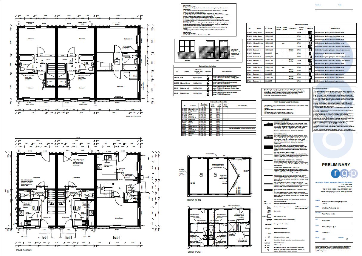 skellingthorpe-road-floor-plans-plots-16-to-18-two-beds