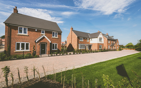 Broughton Astley, Leicestershire LE9